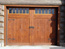 Big SKy MT Log Home Garage Door