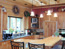 Custom Kitchen in Big Sky Log Home