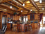 Log Home Custom Kitchen, Gallatin Gateway MT