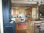 Log Home Custom Kitchen in Big Sky, MT