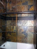 Unique Shower, Big Sky MT